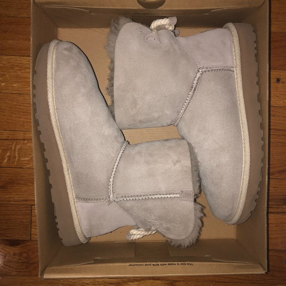 be0fd6d9fd0 Selene Genuine Lamb Fur Lined Boot